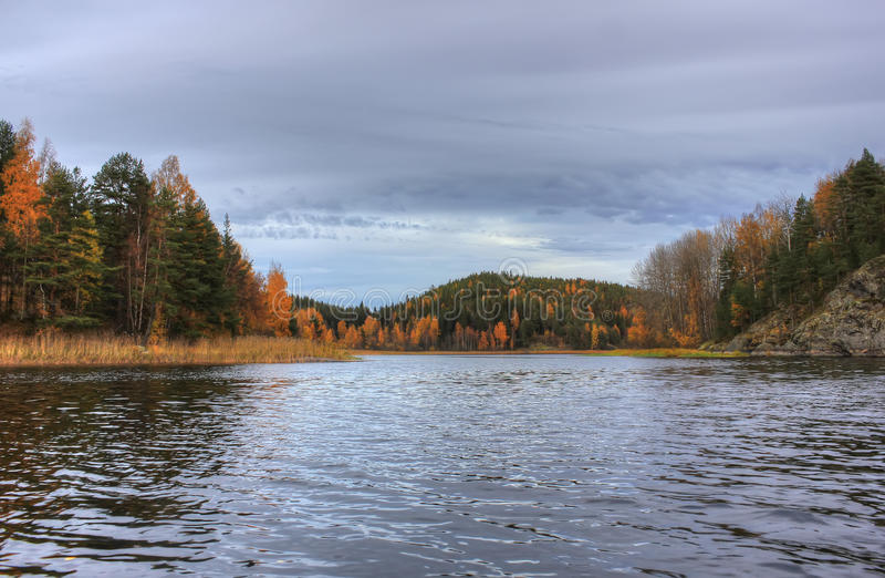 Lake Ladoga, Russia Royalty Free Stock Image - Image: 34608376