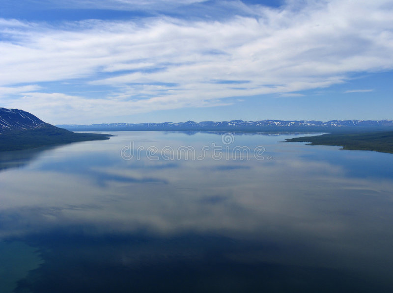 Lake Lama. royalty free stock photos