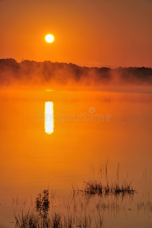 Lake Leane Royalty Free Stock Photo