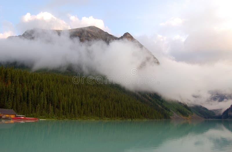 Lake Louise lizenzfreies stockfoto