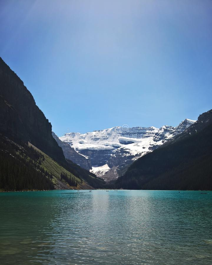 Lake Louise lizenzfreie stockfotografie