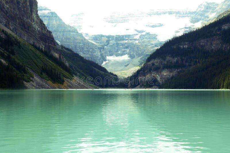 Lake Louise imagem de stock