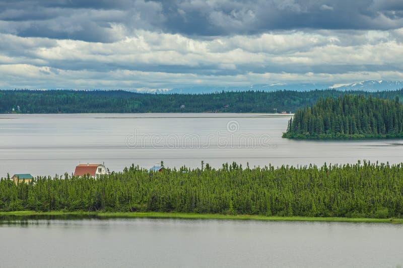 Lake Louise immagine stock libera da diritti