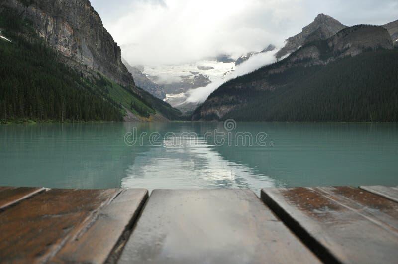 Lake Louise fotos de archivo