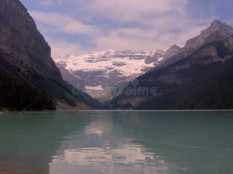 Lake Louise photographie stock