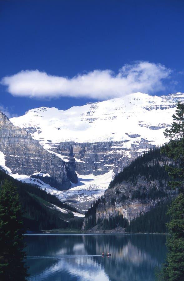 Lake Louise Canada stock photos