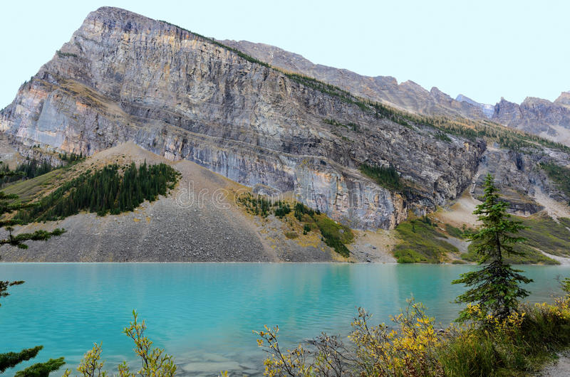 Download Lake Louise And Fairview Mountain Stock Image - Image: 30641751