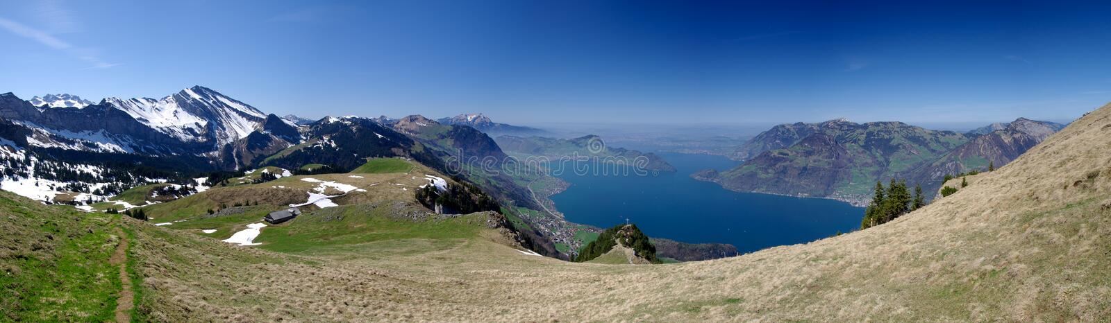Download Lake Lucerne stock image. Image of outside, swiss, beauty - 22293393