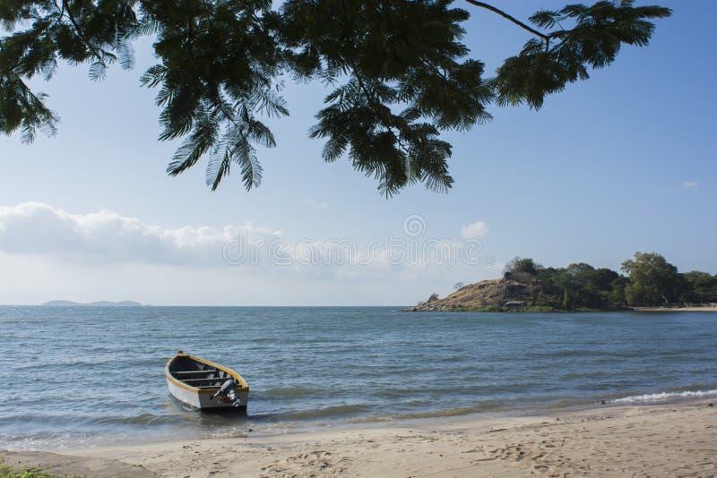 lake malawi royaltyfri bild