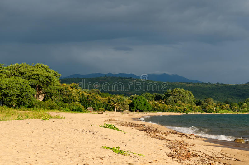 Download Lake Malawi (Nyasa), Tanzania Stock Photo - Image of nature, amazing: 31264594