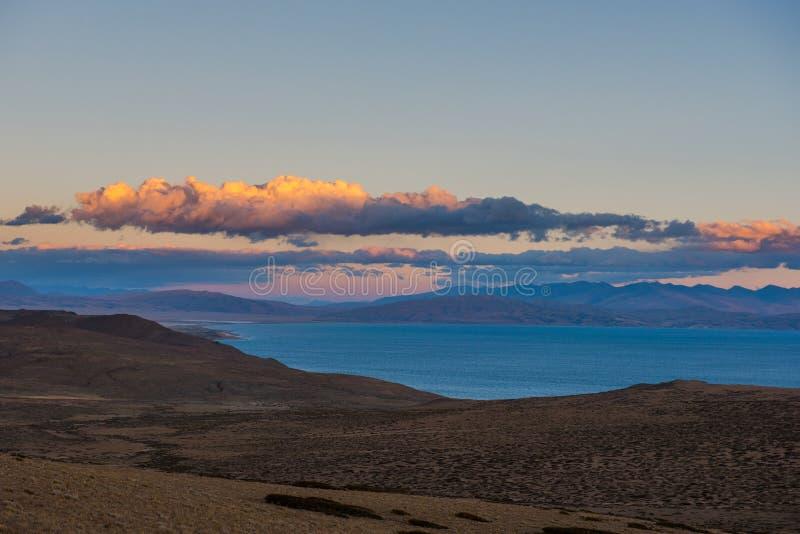 Lake Manasarovar: Travelling in Tibet stock photos