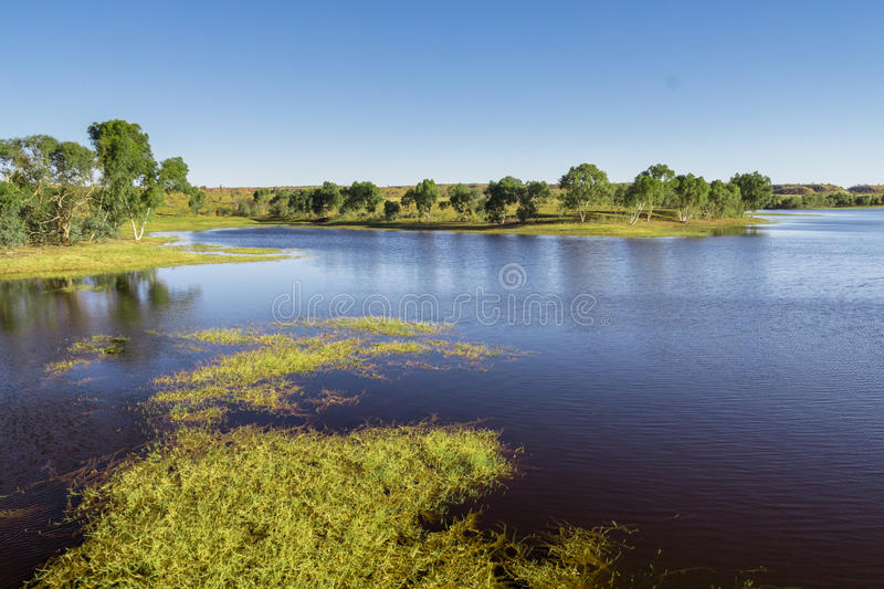 Lake Mary Ann royalty free stock photography