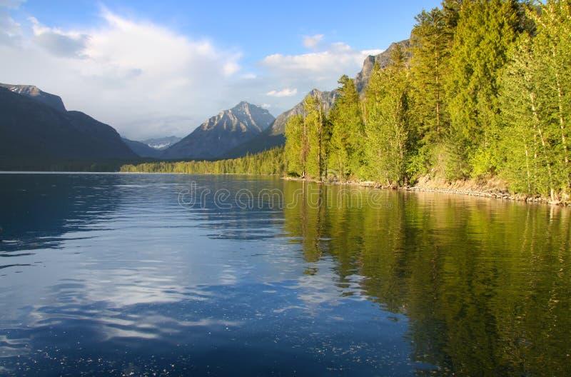 Download Lake Mc Donald stock image. Image of lake, reflection - 24163297