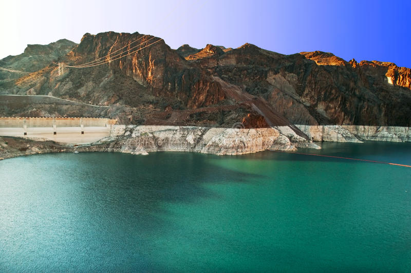 Download Lake Mead stock photo. Image of electricity, hydro, energy - 10258414
