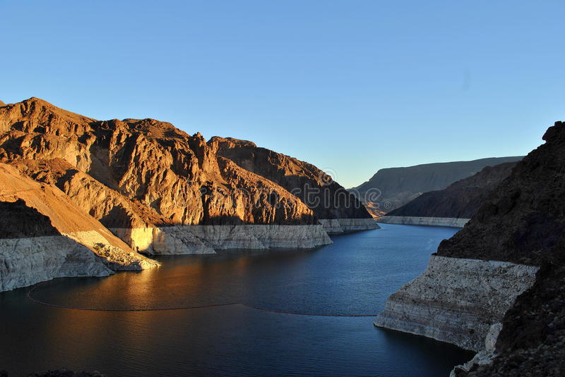 Lake Mead stockfoto