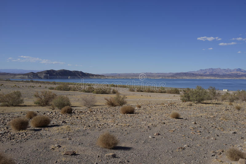 Lake Mead, State Park, Nevada stock photography