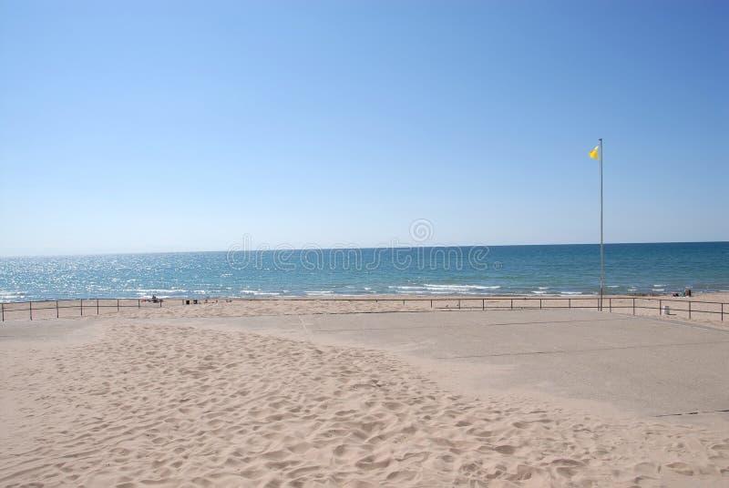 Lake Michigan Shoreline royalty free stock images