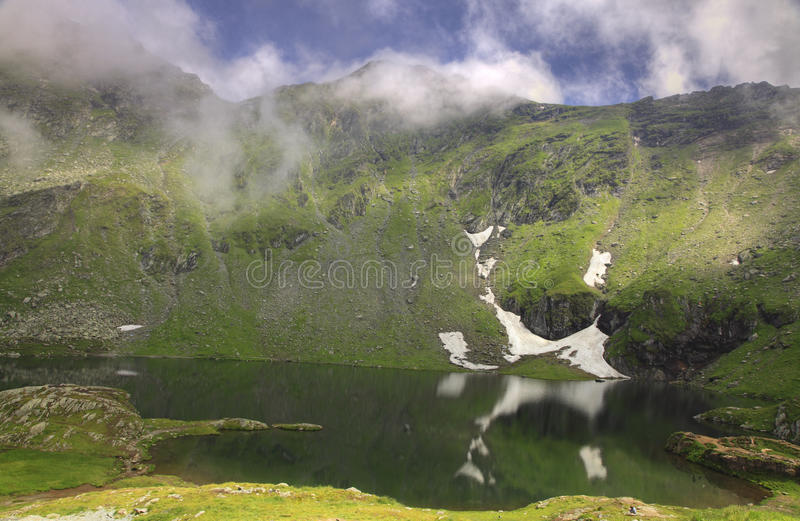 Download Lake In The Mountains Stock Photos - Image: 10469533