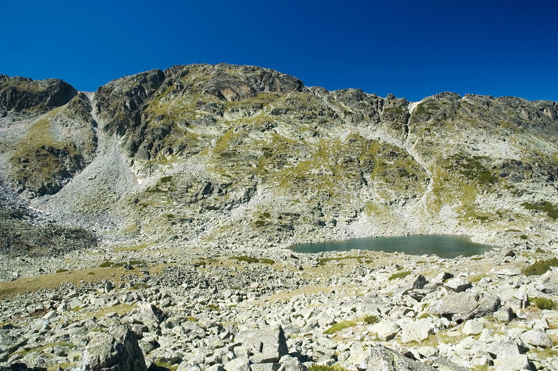 Download Lake In Mountains Stock Images - Image: 1775374