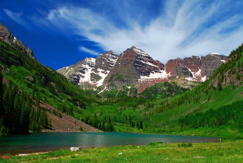 Download Lake and mountains stock photo. Image of background, mountainous - 26068090