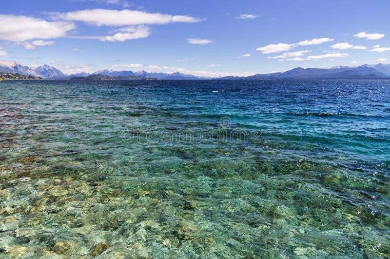 Lake Nahuel Huapi royalty free stock images