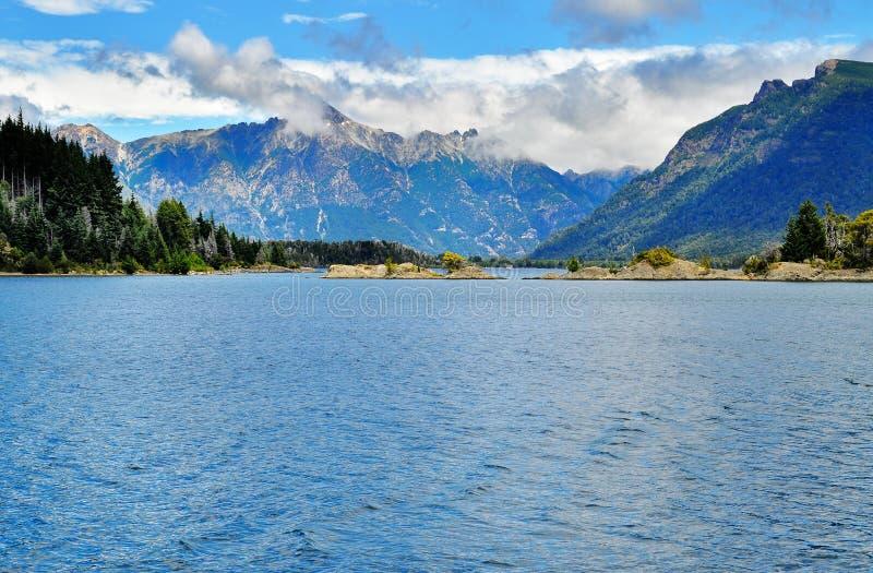 Lake Nahuel Huapi stock photos