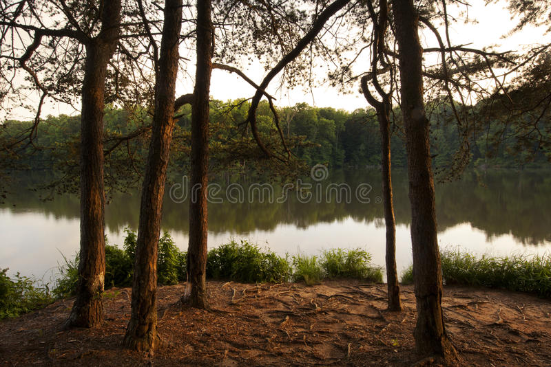 Lake Norman Royalty Free Stock Images