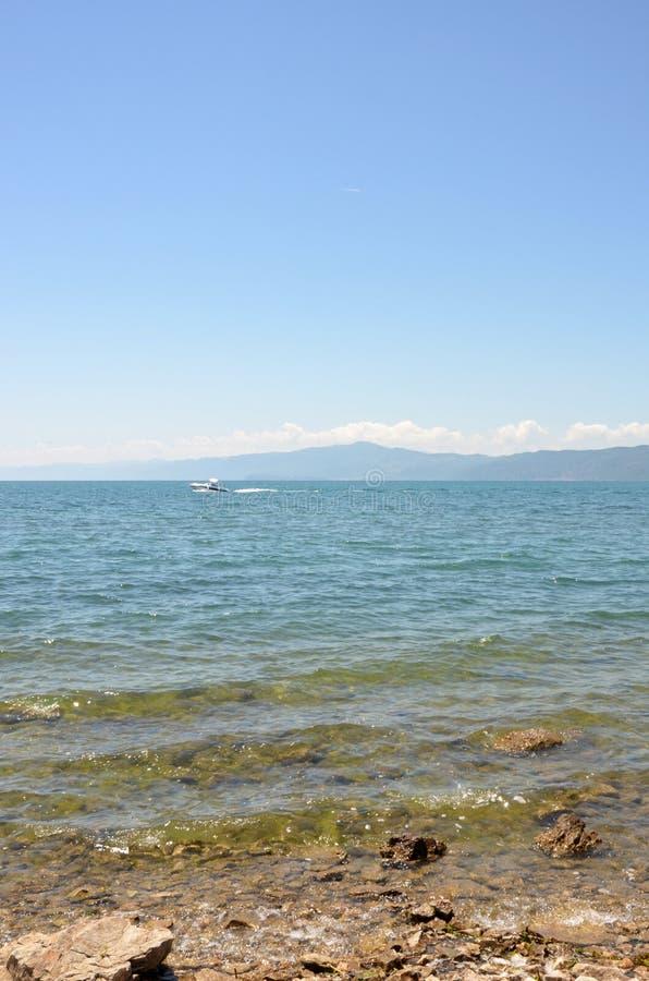 Free Lake Ohrid,Macedonia Royalty Free Stock Photography - 42015807
