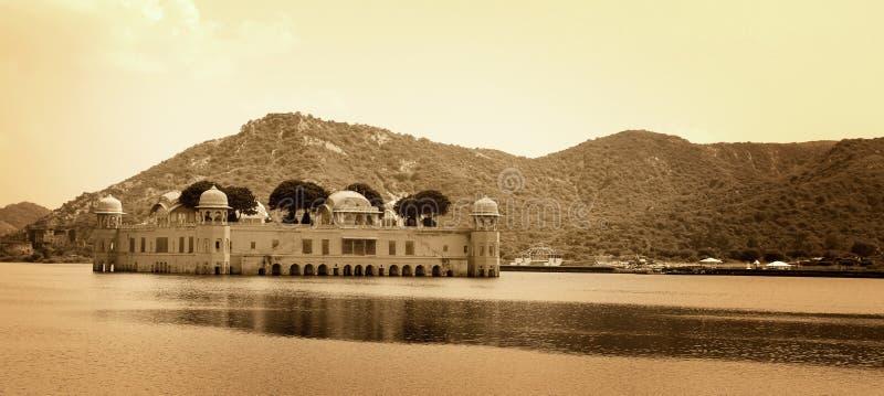Lake Palace Royalty Free Stock Images