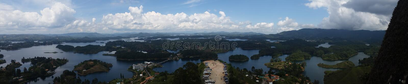 The lake royalty free stock photo