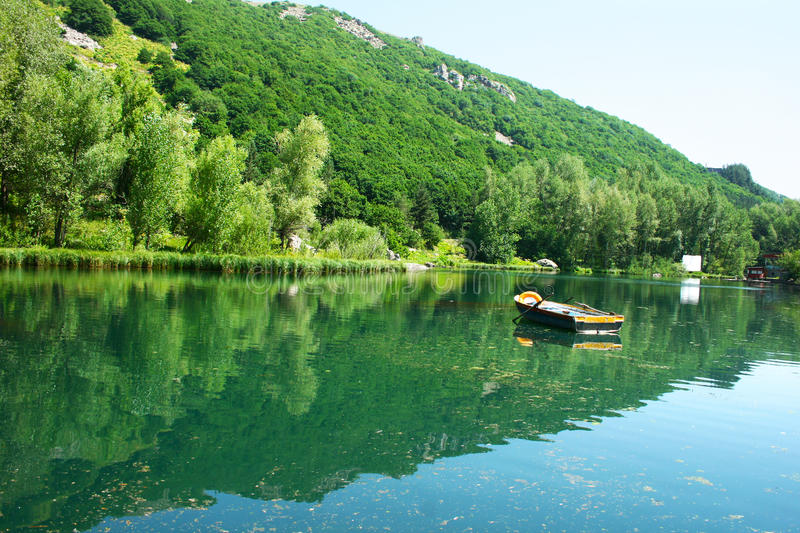 Download Lake In Park Stock Photo - Image: 30330760