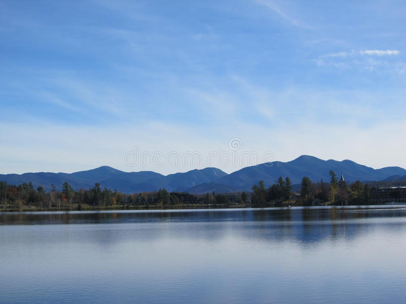 Lake Placid stockfotos