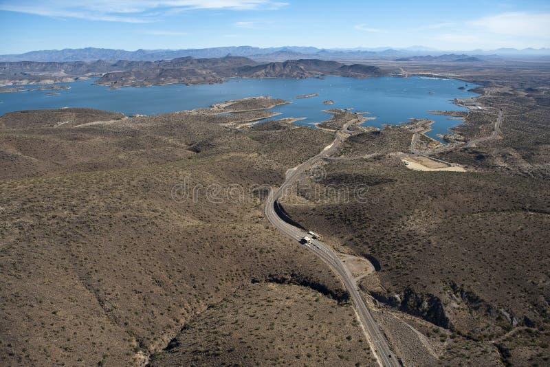 Download Lake Pleasant, Arizona Royalty Free Stock Photography - Image: 25853427