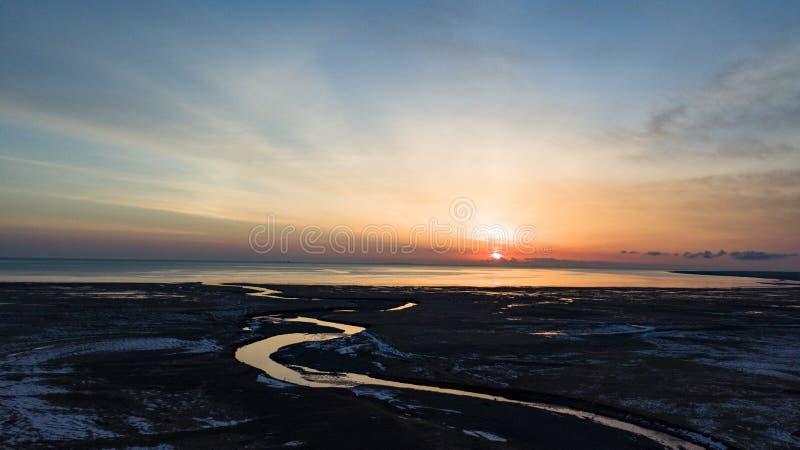 lake qinghai royaltyfria bilder