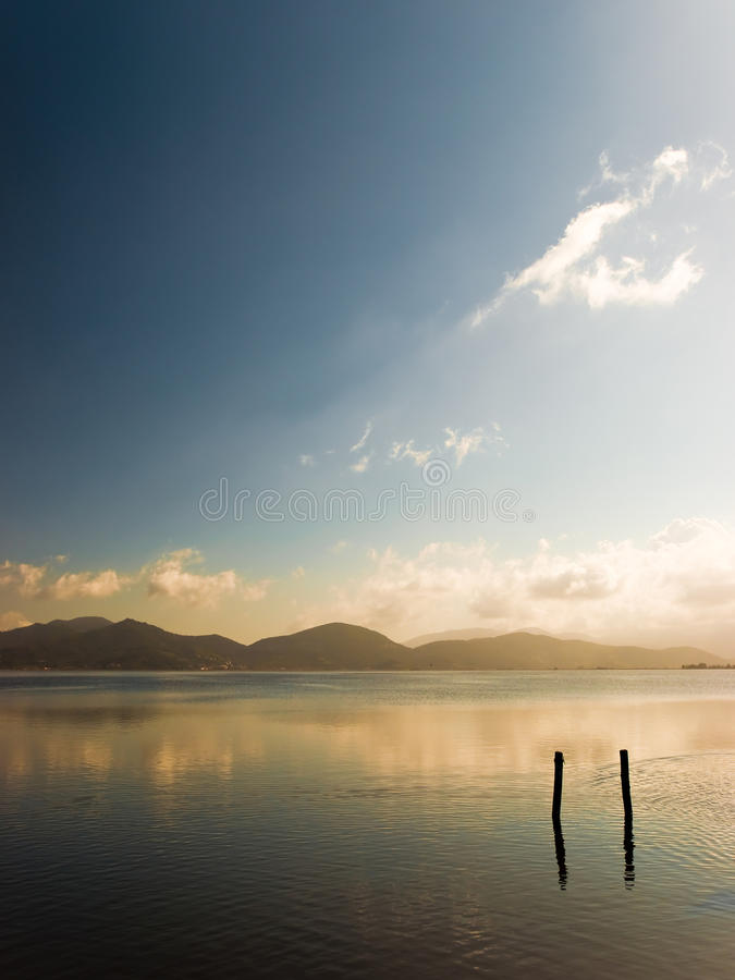 Free Lake Quietness Royalty Free Stock Photography - 10982517