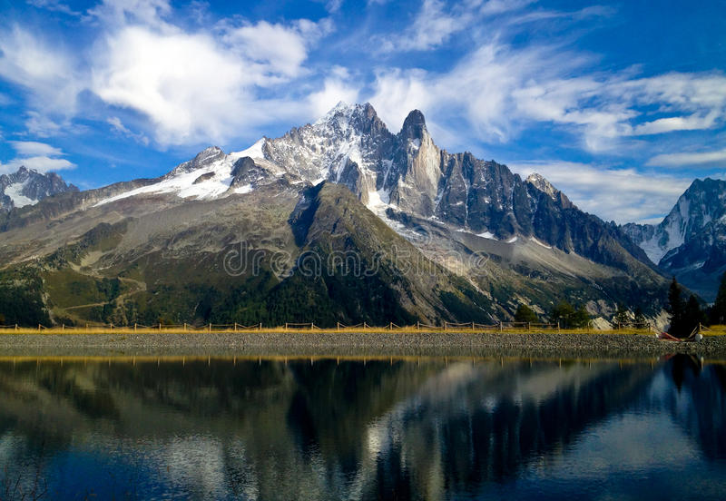 Download Lake Reflection stock illustration. Image of immaculate - 27683277