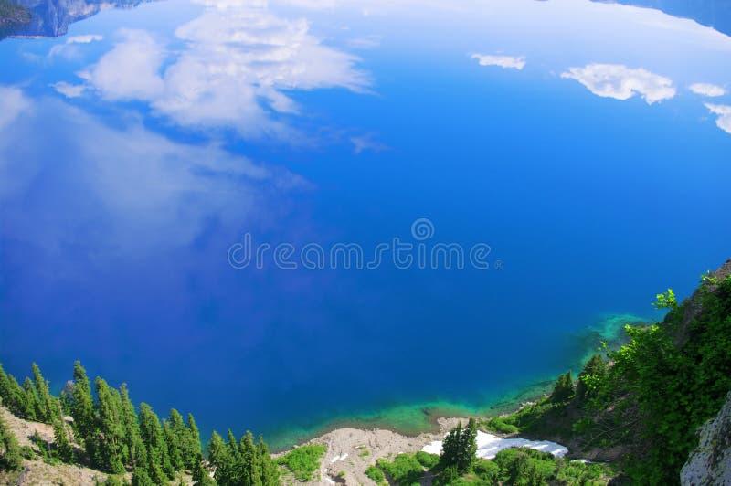 Download Lake reflections stock photo. Image of river, rocks, beautiful - 26455482