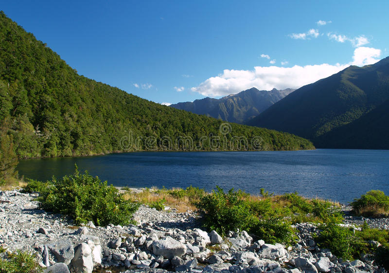 Download Lake Rotoiti stock image. Image of freshwater, national - 21373573