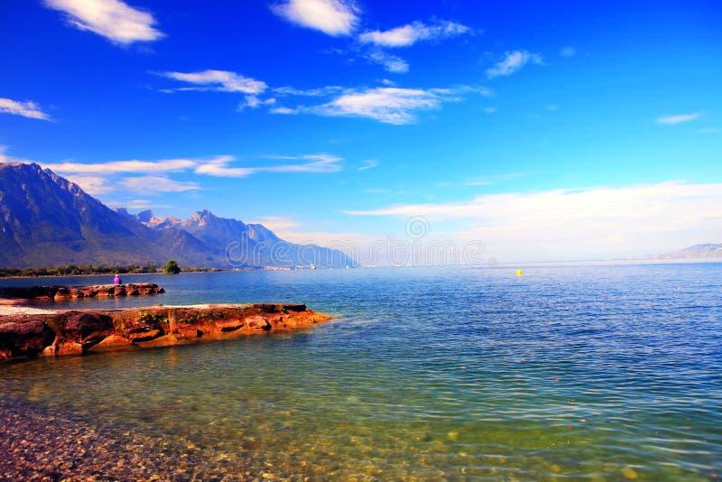 Lake Scenery royalty free stock images