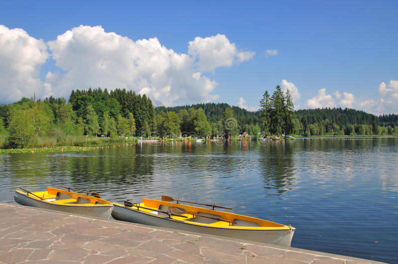 Download Lake Schwarzsee,Kitzbuehel,Austria Stock Photography - Image: 22495152