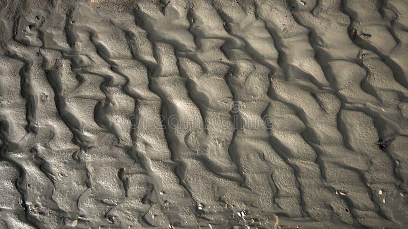 Lake shore sand close up. Lake shore weavy sand close up stock photos