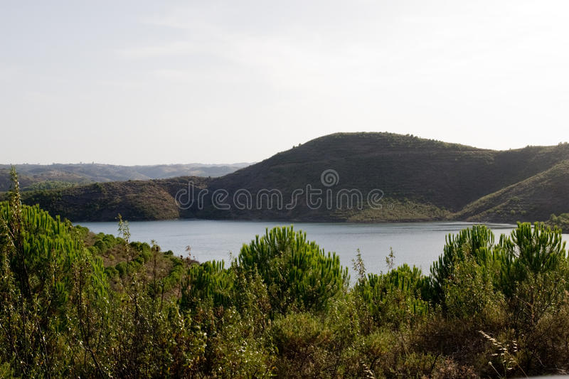 Download Lake St.Clara in Portugal stock photo. Image of travel - 21645644