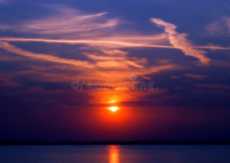 Download Lake Sunset Stock Photography - Image: 1051562