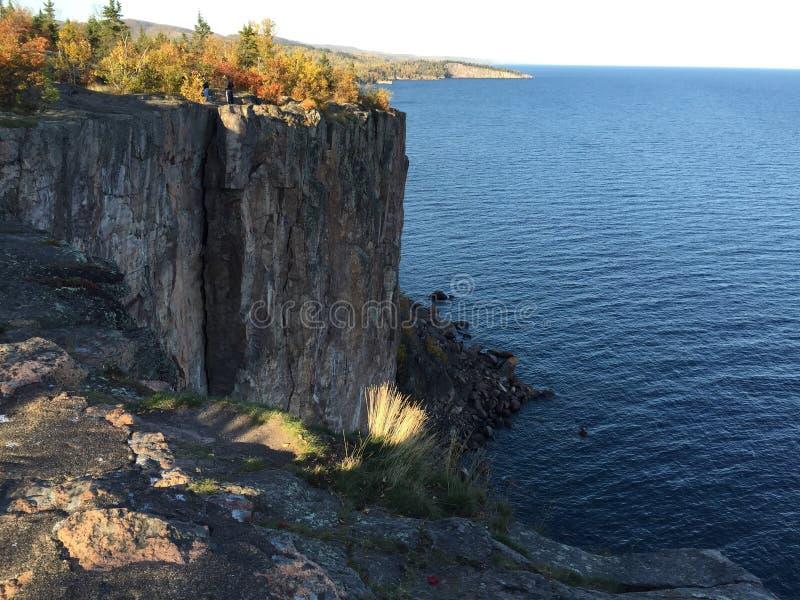 Lake Superior стоковое изображение rf