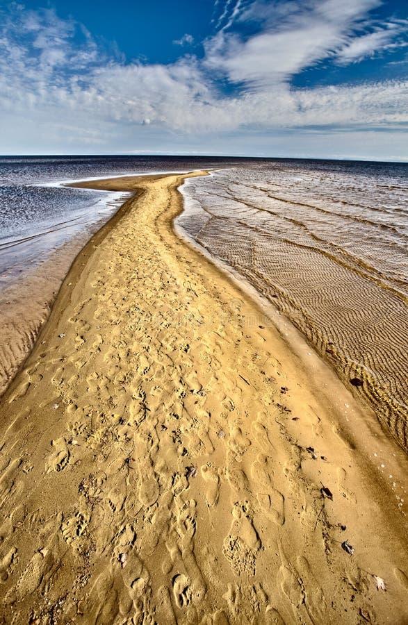 Lake Superior Northern Michigan. Fall autumn beautiful royalty free stock images