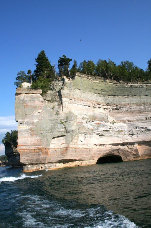 Download Lake Superior shoreline stock image. Image of water, shoreline - 1009217