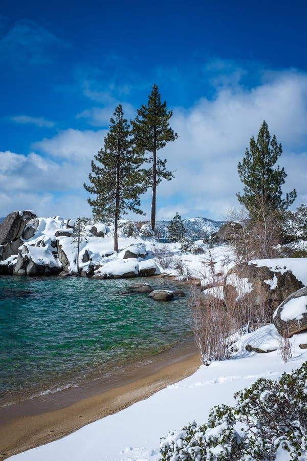 Lake Tahoe fotos de stock royalty free