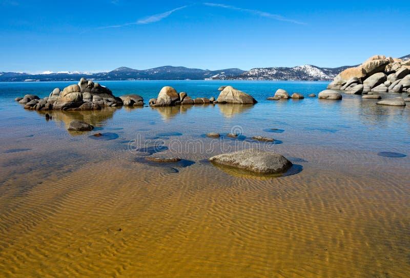 Lake Tahoe fotografía de archivo