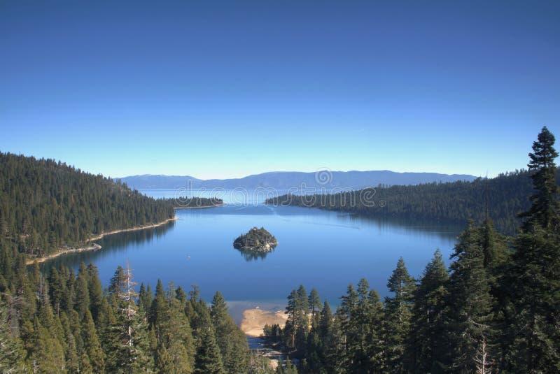 Lake Tahoe foto de archivo
