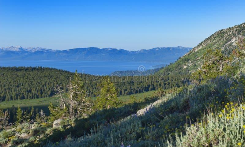 Lake Tahoe imágenes de archivo libres de regalías